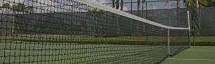 custom tennis courts
