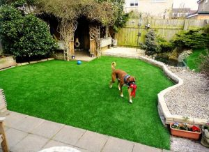 artificial turf and reduced allergic reactions