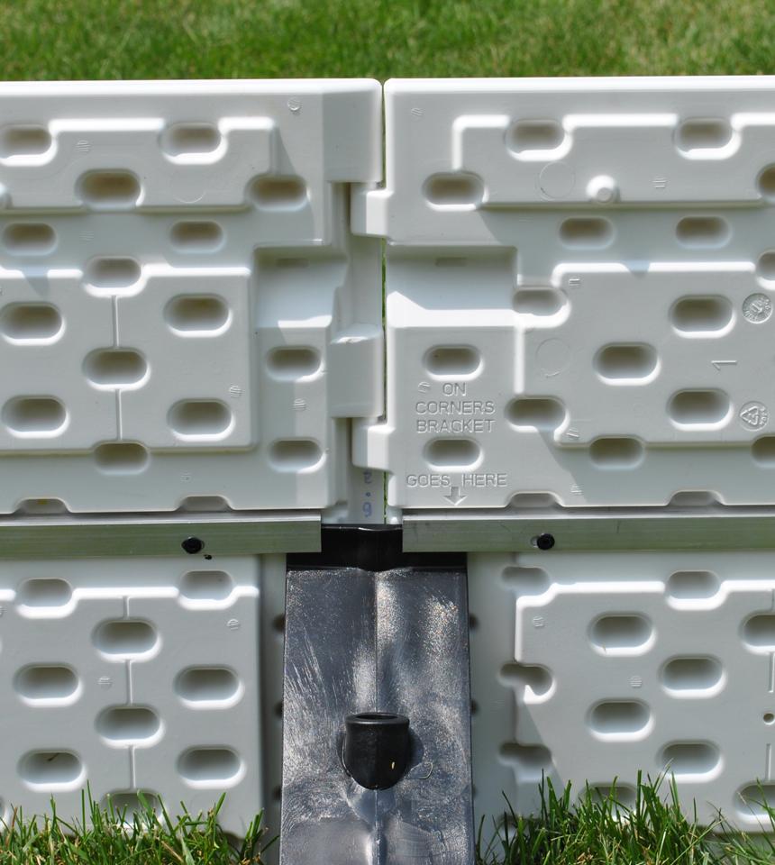 NICERINK BACKYARD RINK PLASTIC BOARDS - 360 SportScapes