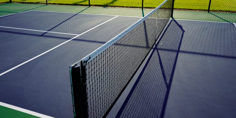 pickleball court