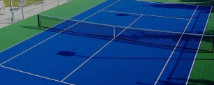 custom tennis