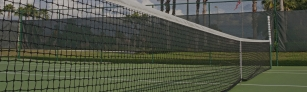 custom tennis courts